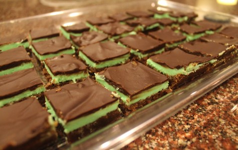Better-Than-Thin-Mints St. Patrick's Day Brownies