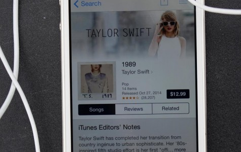 Swiftly Taking Over Pop