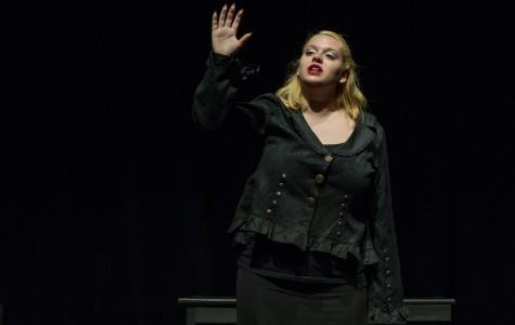 Katie Scruggs as Narcissa Malfoy