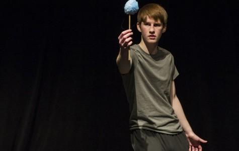 Andrew Burkholder as Horton the Elephant
