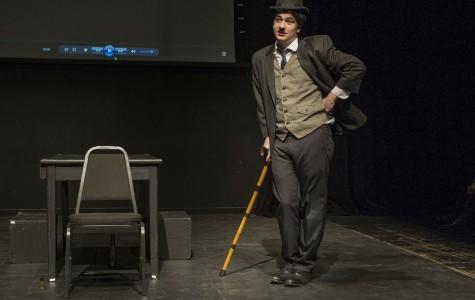 Miles Adair as Charlie Chaplin