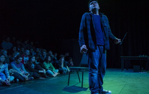 Ruddy Tapia as Kurt Cobain