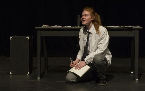 Margot Day as Enrico Fermi