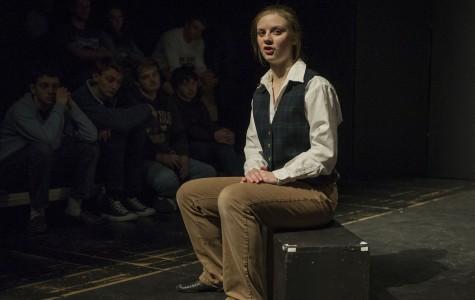 Emily Toma as Alexander Hamilton