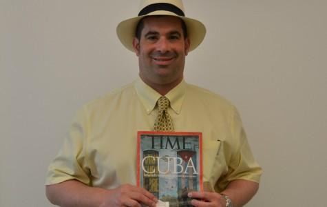 Mr. Lenihan Takes Cuba