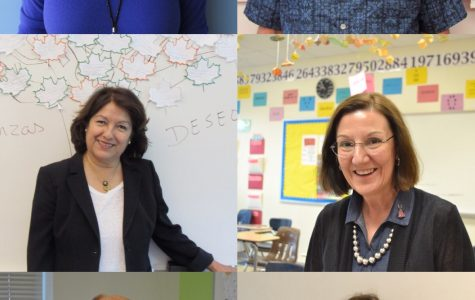 Farewell to Retiring Teachers