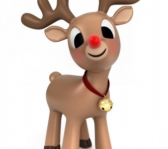 Athlete of the Month: Rudolph the Red Nosed Reindeer