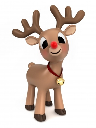 Athlete of the Month: Rudolph the Red Nosed Reindeer ...