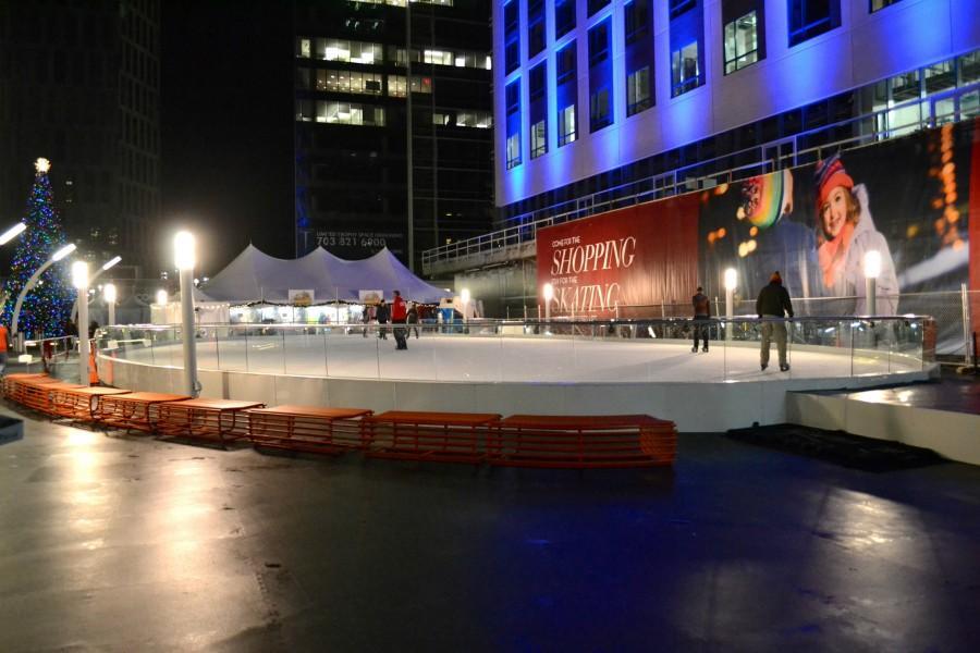 Ice Skating Cold Spots