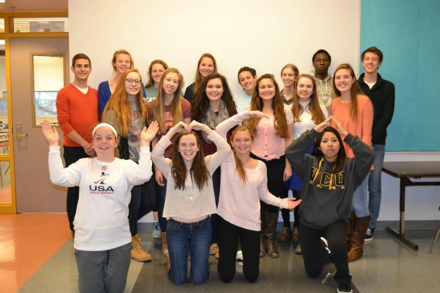 Club of the Month: Model General Assembly
