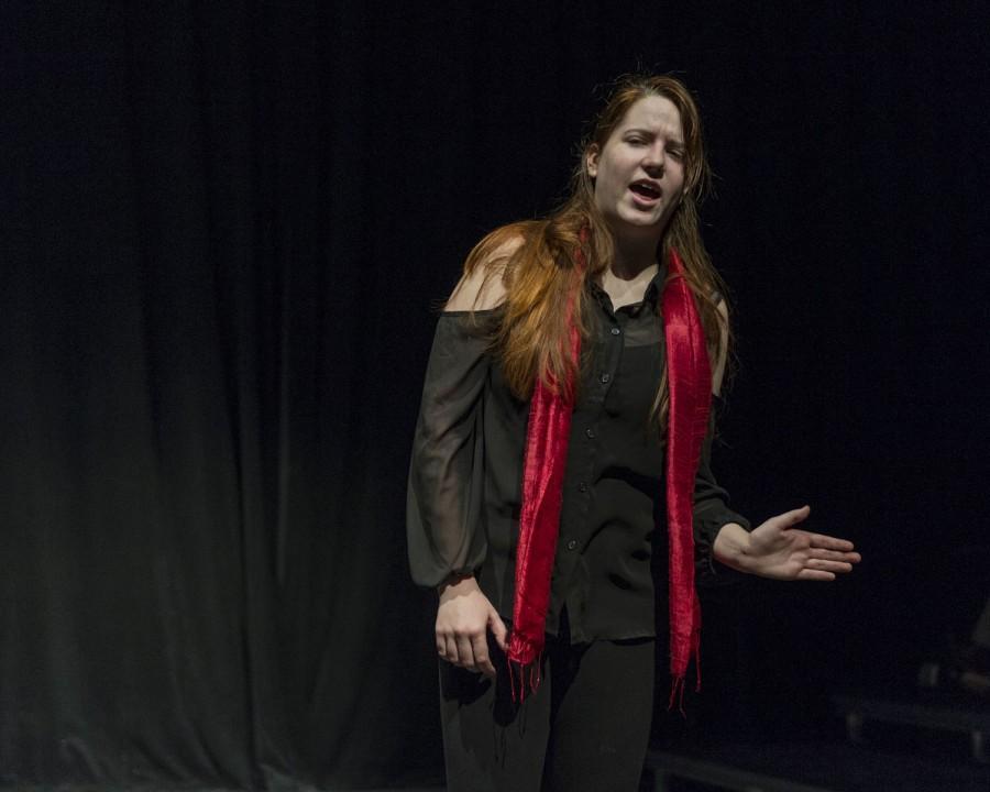 Eileen Connon as Carmilla Karnstein