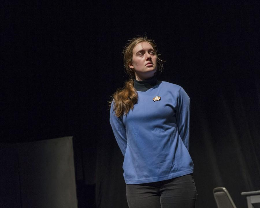 Emma Hobday as Spock
