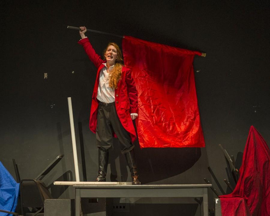Juliet Smith as Enjolras