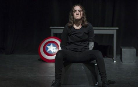 Jacqui Anders as Bucky Barnes
