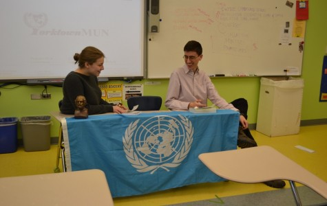 Model UN is Brought to Life
