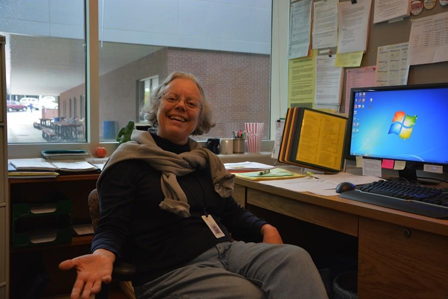 Francesca German: Farewell to a Friendly Face