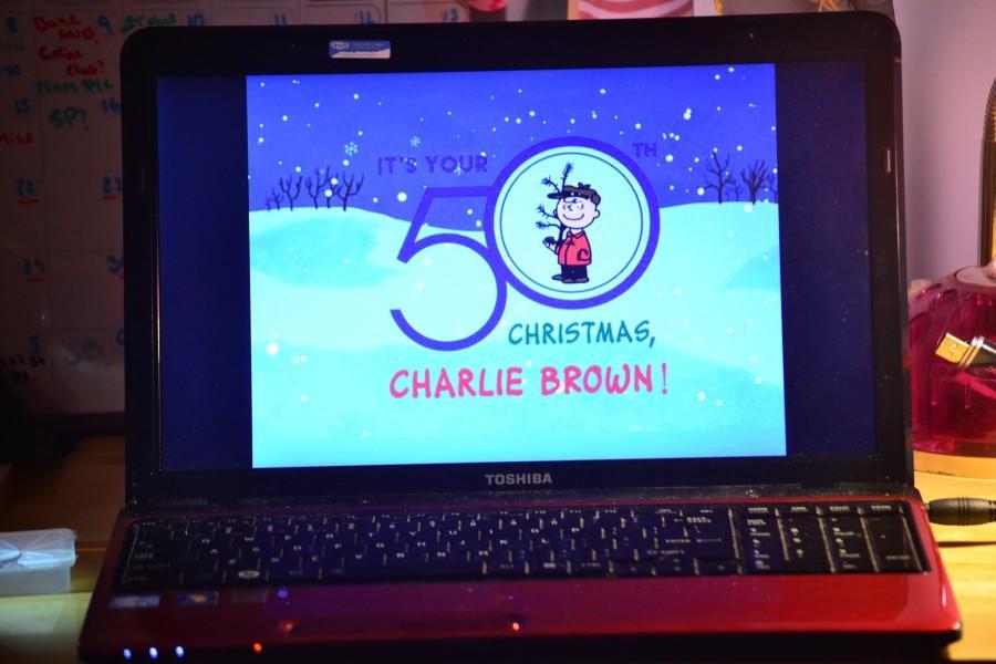 Charlie Brown Christmas 50th.A Charlie Brown Christmas 50th Anniversary Yorktown Sentry