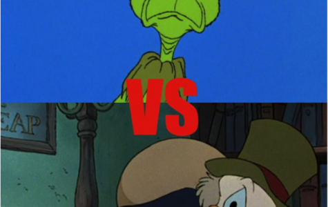 Scrooge vs The Grinch