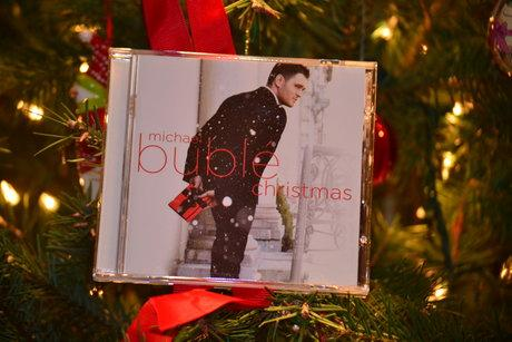 michael bubles christmas was our 2 pick for best christmas album