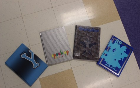 Yearbook Cover Theme Contest