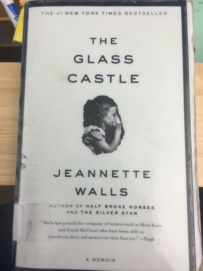 The Glass Castle is a heart wrenching but uplifting book that shows the struggles and hardships of author Jeannette Walls' childhood