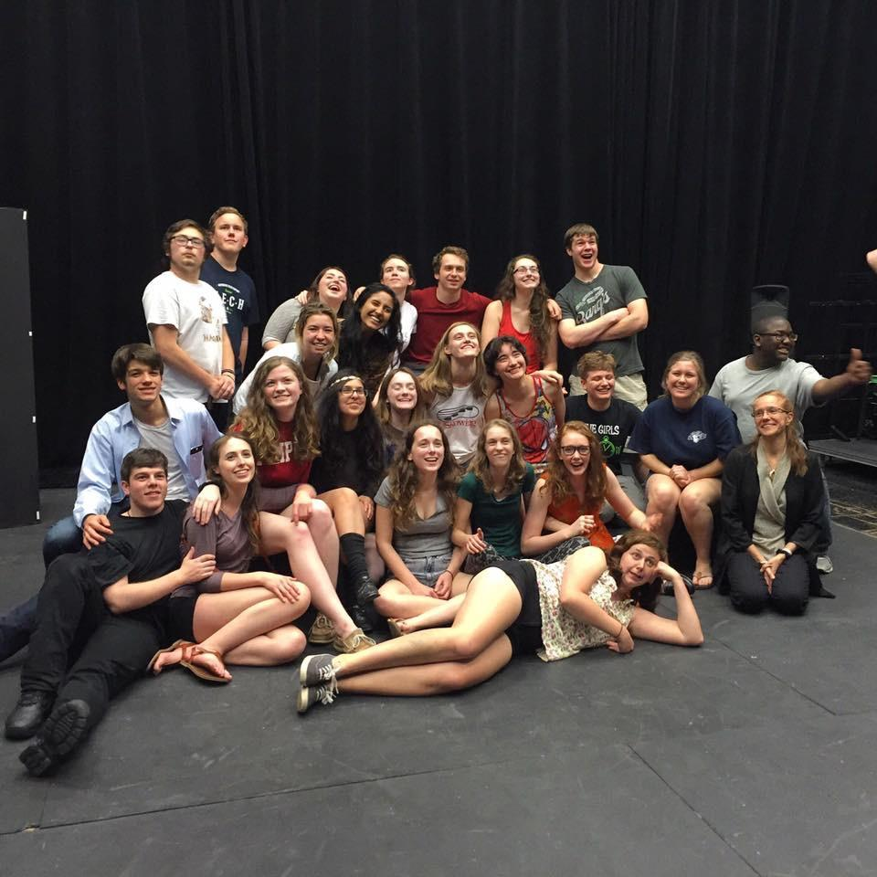 Theatre IV Class of 2016!