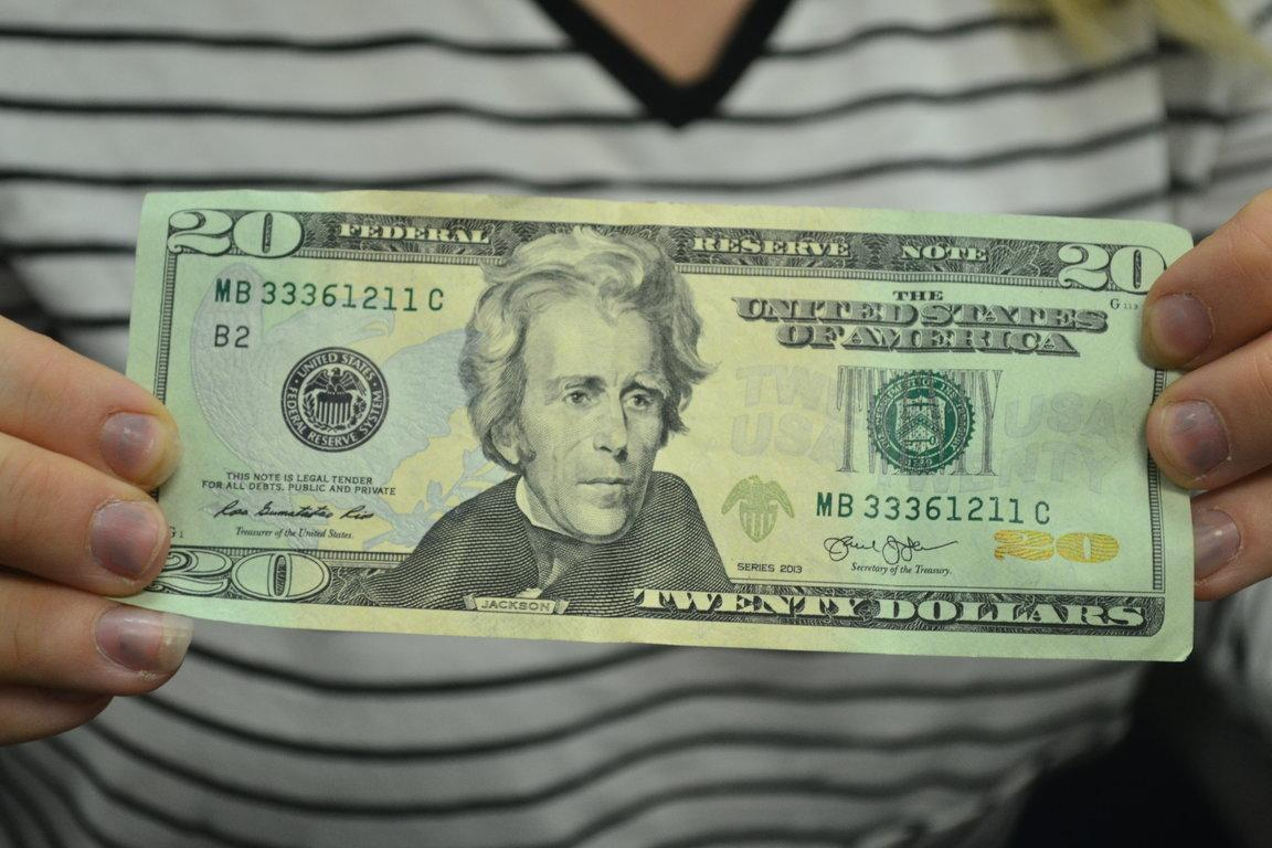 The 20 dollar bill is making a controversial change