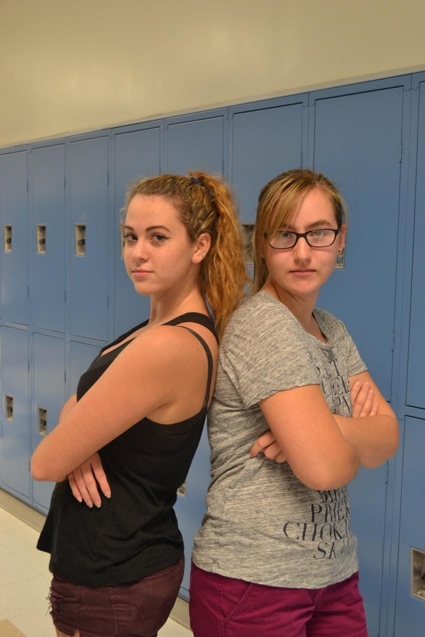 Anna Finley and Elizabeth Noe are ready to tackle this year on The Sentry