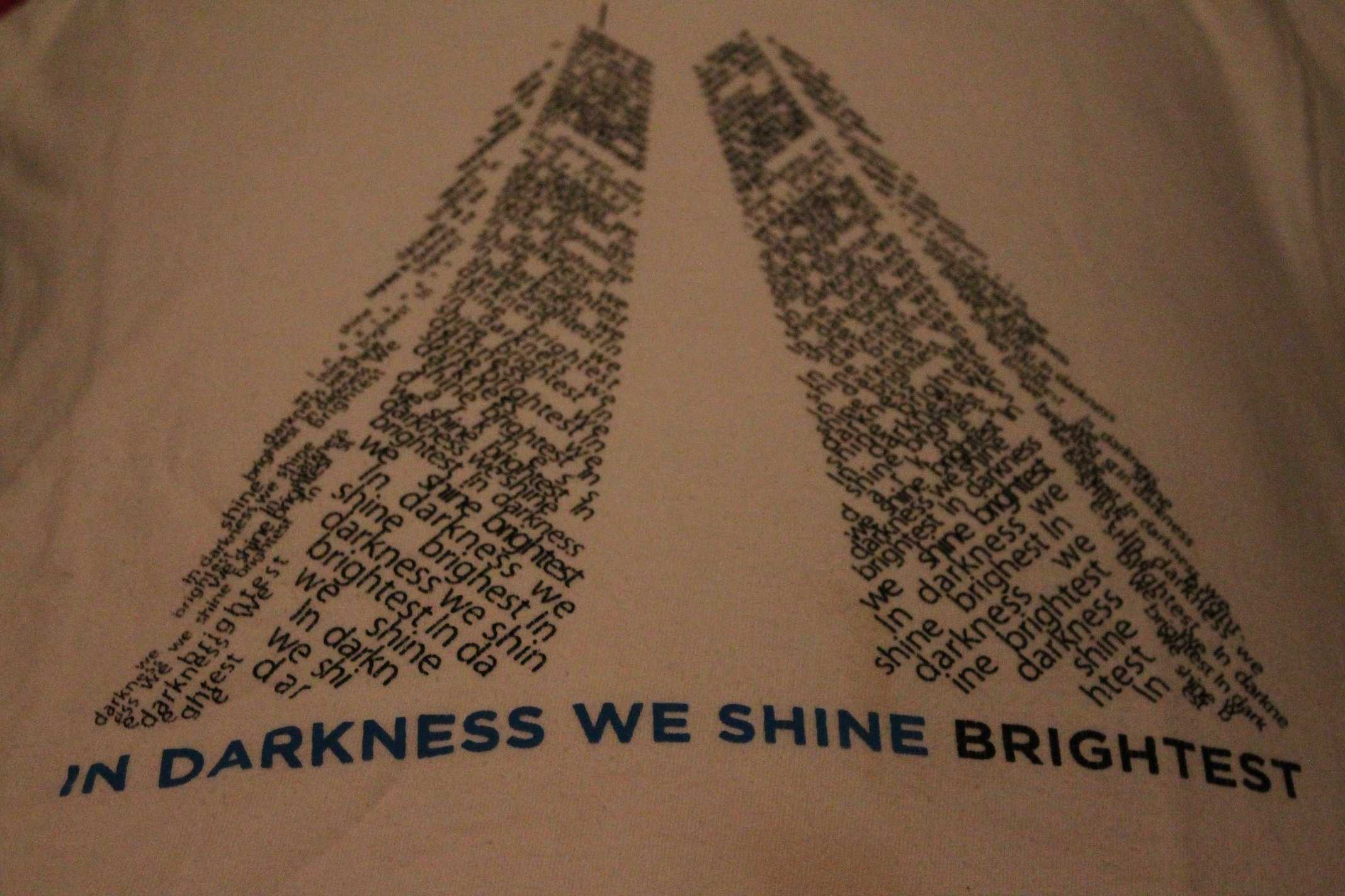 A 9/11 shirt that honors the tragic event