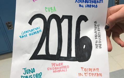 Underneath: Good Things in 2016