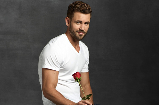 Nick Viall searches for love on this season of the Bachelor
