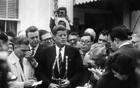 A New Age of Media: JFK's Image in the Press