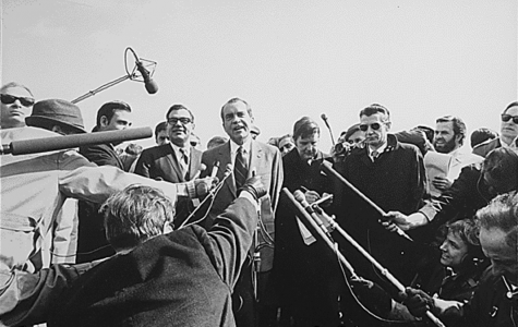 Nixon's War on the Press