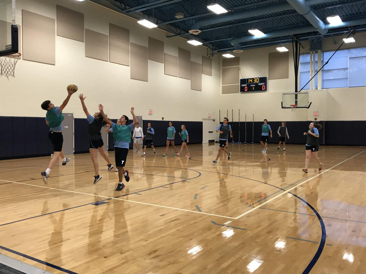 Starting in the 2017-18 school year, the Health and PE department introduced a new curriculum.