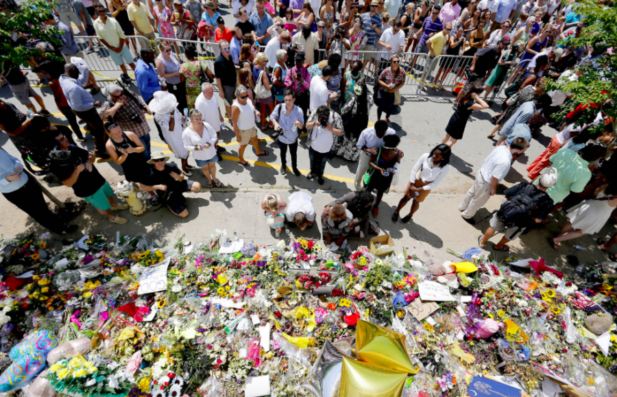 The amount of mass shootings have increased rapidly over the past decade.