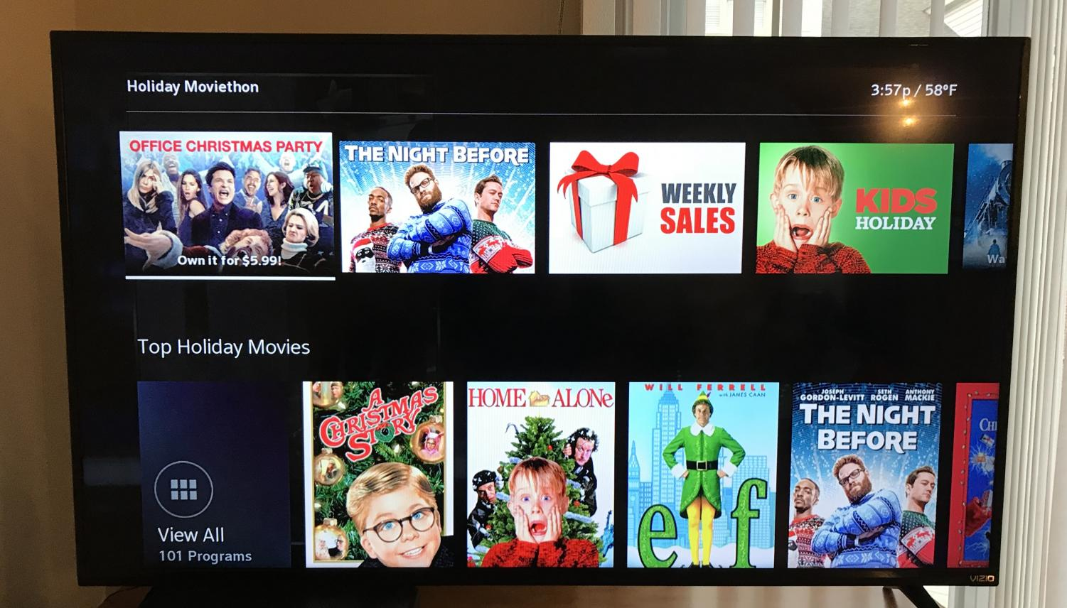 This holiday season is sure to keep you occupied with many movie options for viewers.