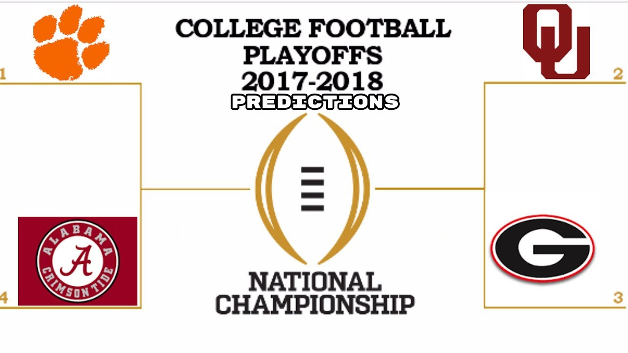 As a new year comes so does the College Football Playoff.