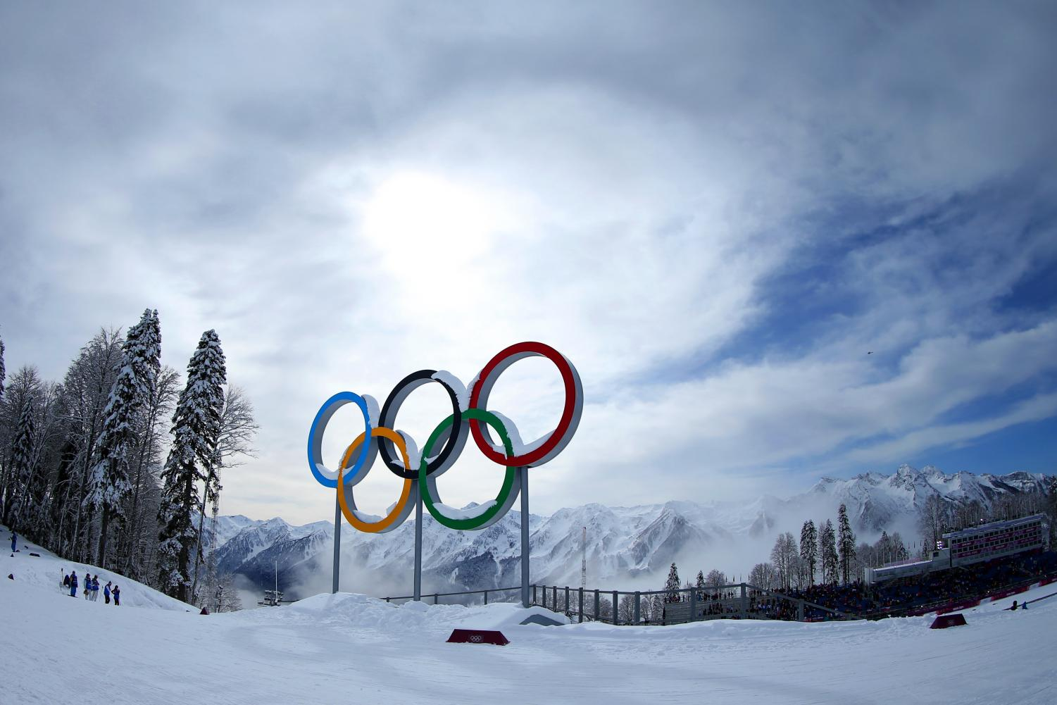 The upcoming 2018 Winter Olympic games have been plagued by political and ideological confrontations.