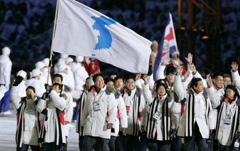 Pyeongchang, South Korea is the host for this year's Winter Olympics, and there were questions raised about whether or not North Korea would compete.
