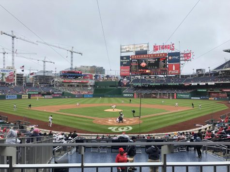 Washington Nationals Update
