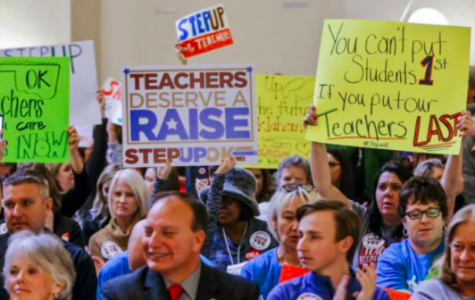 OK Strike; Excellent Teachers