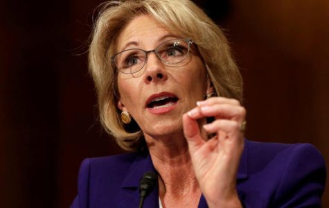 Betsy DeVos and the Art of Empty Platitudes