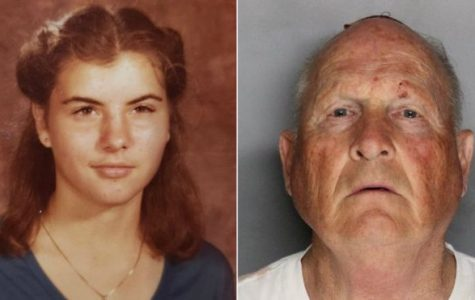 The Golden State Killer and one of his victims