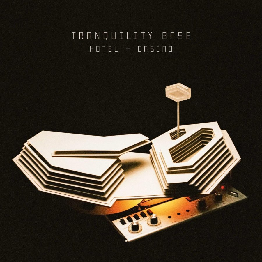 Review of Arctic Monkeys' Tranquility Base Hotel & Casino