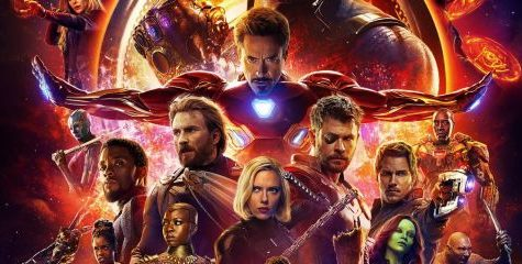 Avengers: Infinity War – Out of This World