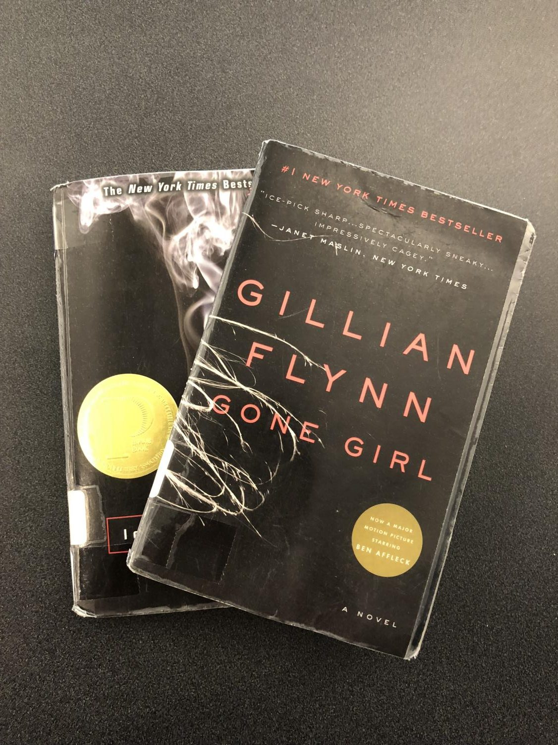 Looking for Alaska and Gone Girl are featured on the list.