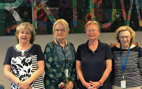Yorktown's Retirees