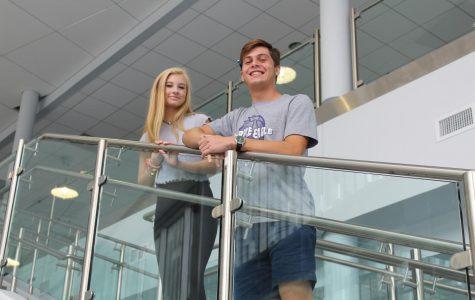 Nick Warnement and Ella McNamee