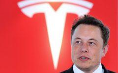 Elon Musk Resigns From Tesla Board