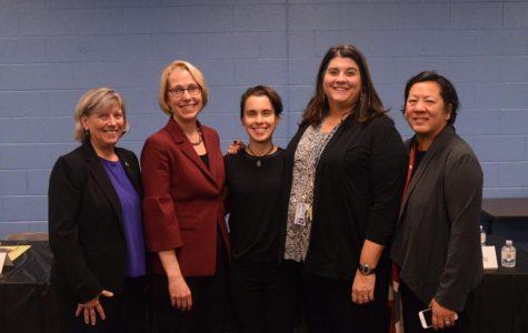 Power Club's Panel 'Women in Leadership'